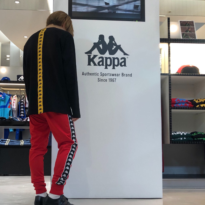 kappa河原町OPA店  スタッフコーデ