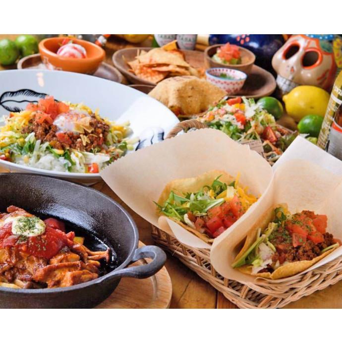 メキシカン キッチン オラレ