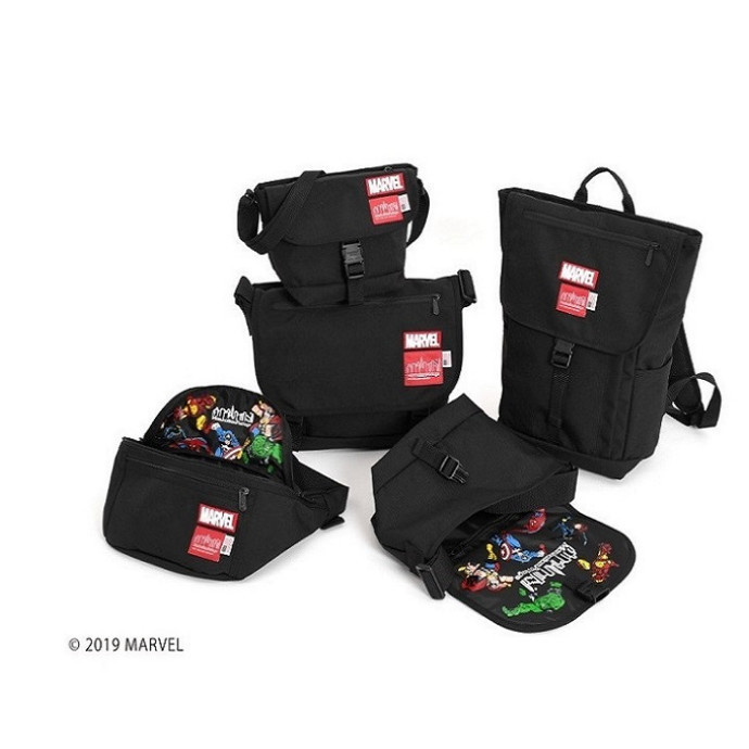5月2日(木)Manhattan Portage×MARVEL発売!