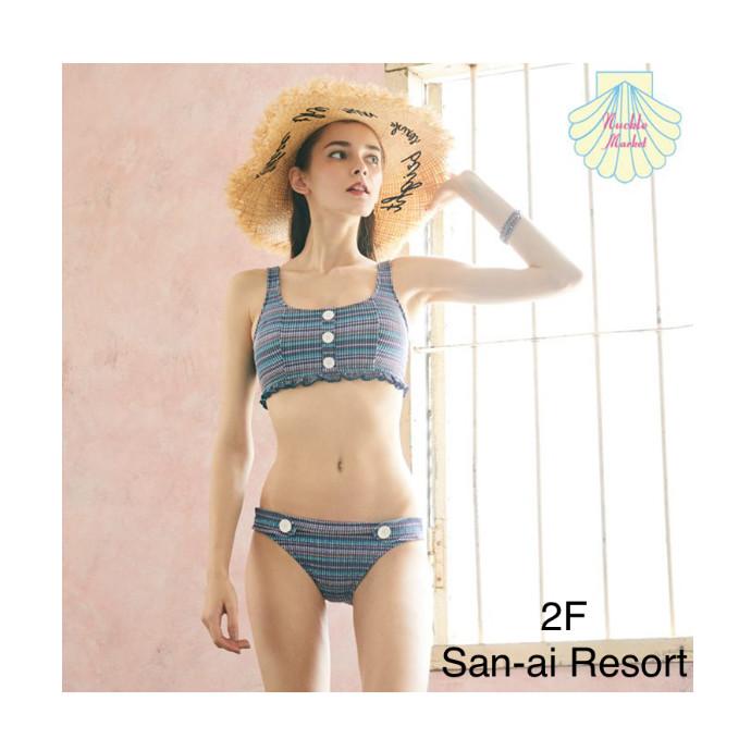 〜京都・河原町OPA2F San-ai Resort〜