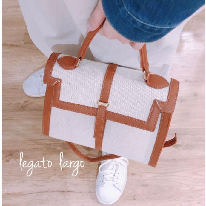 L egato Largo新作バッグ入荷しております♪