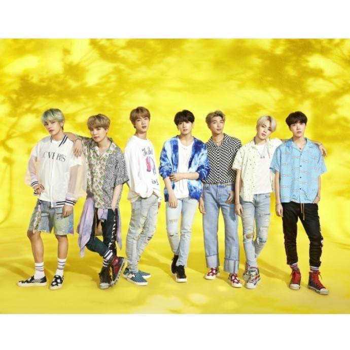 BTS日本ニュー・シングル『Lights/Boy With Luv』7/3発売!予約受付中!