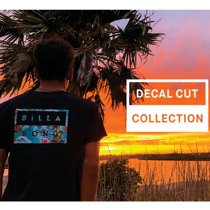 BILLABONG【DECAL CUT COLLECTION】