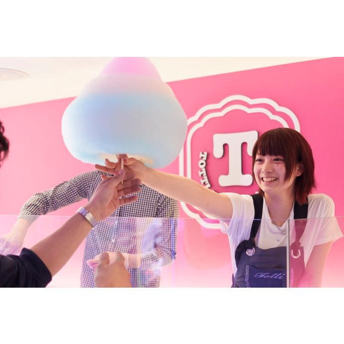 トッティ キャンディー ファクトリー POPUP SHOP