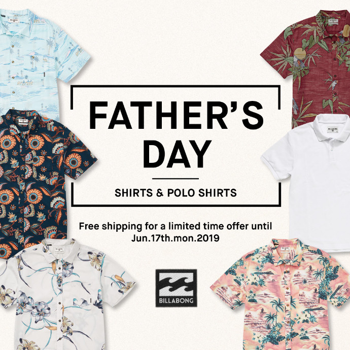 BILLABONG FATHER'S DAY