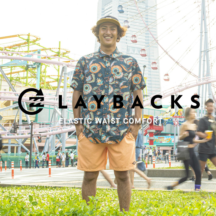 BILLABONG【LAYBACK】