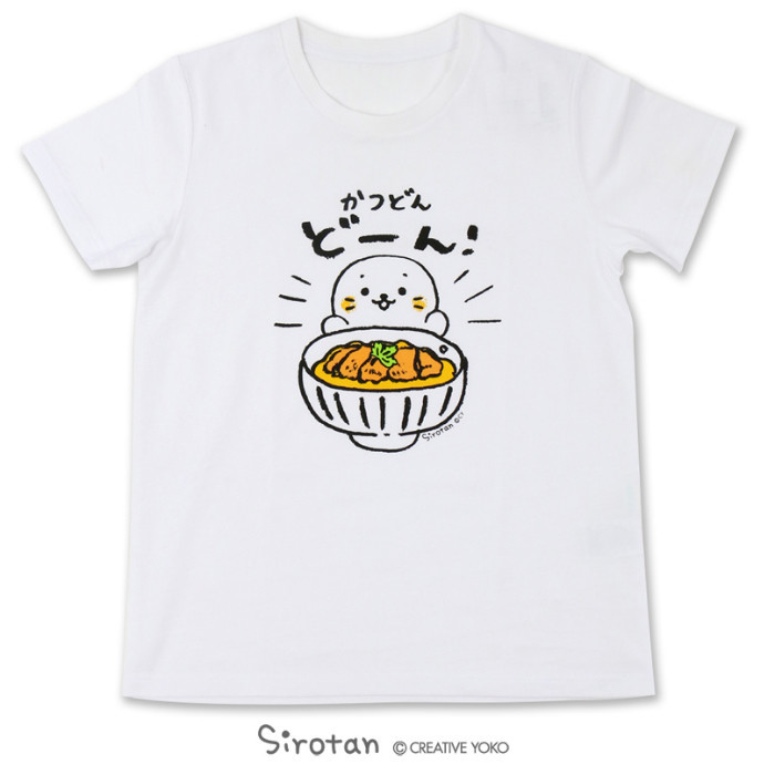 *【新作】しろたんTシャツコレクション*