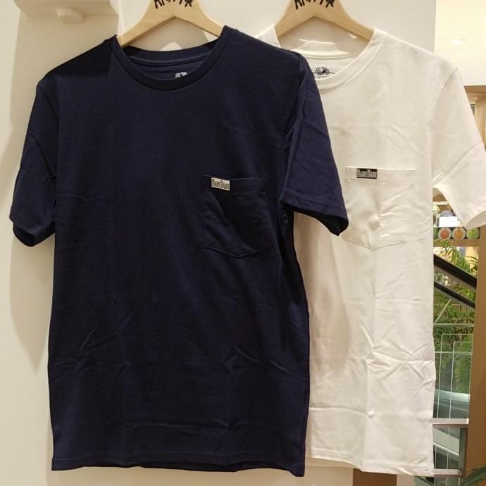 FRUIT OF THE LOOM・BLUE BLUE☆2パックポケットTシャツ