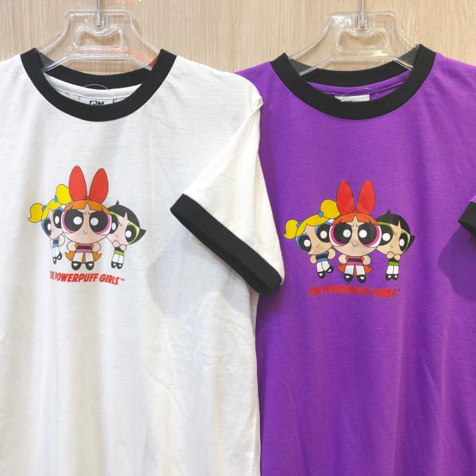 大人気!キャラクターTシャツ☆