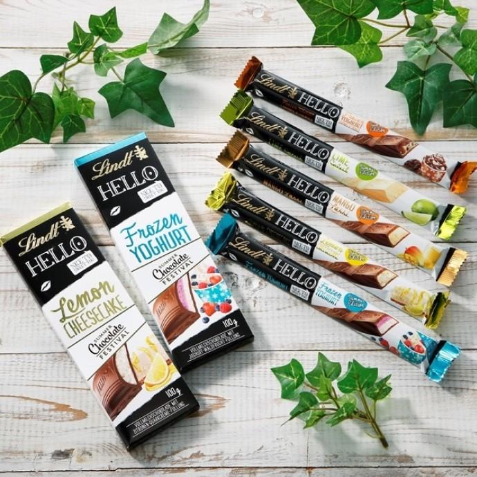 夏季限定のユニークなチョコレートが集合