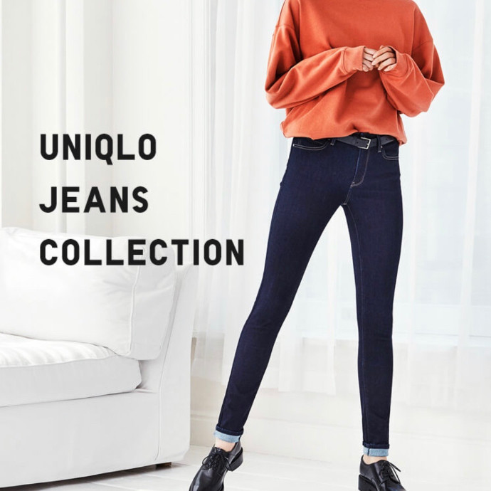 《《NEW!!!WOMEN UNIQLO JEANS COLLECTION》》