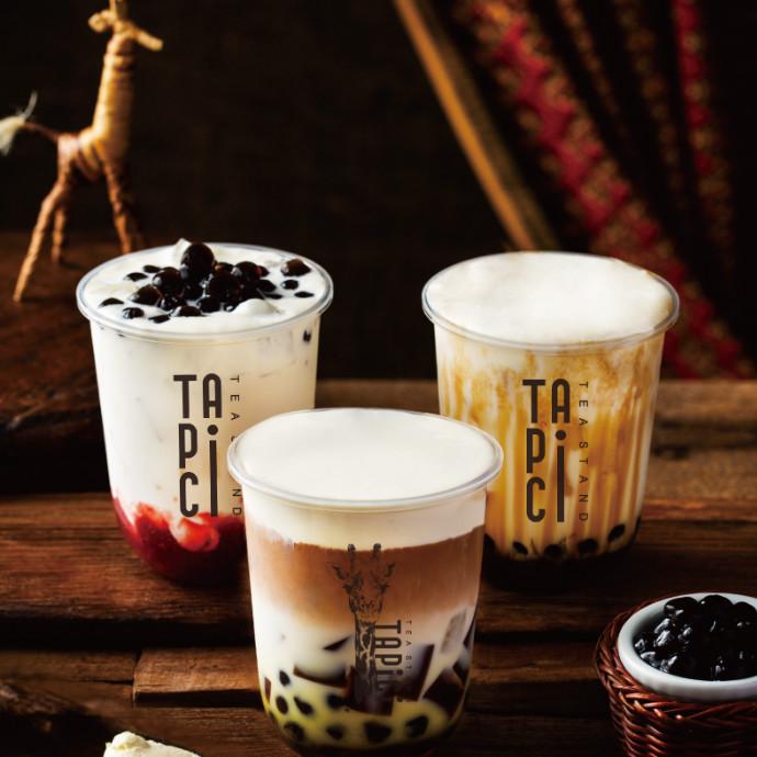 【きれい館1F】TAPICI Tea Stand(タピチ ティースタンド)*7/20(土)NEW OPEN