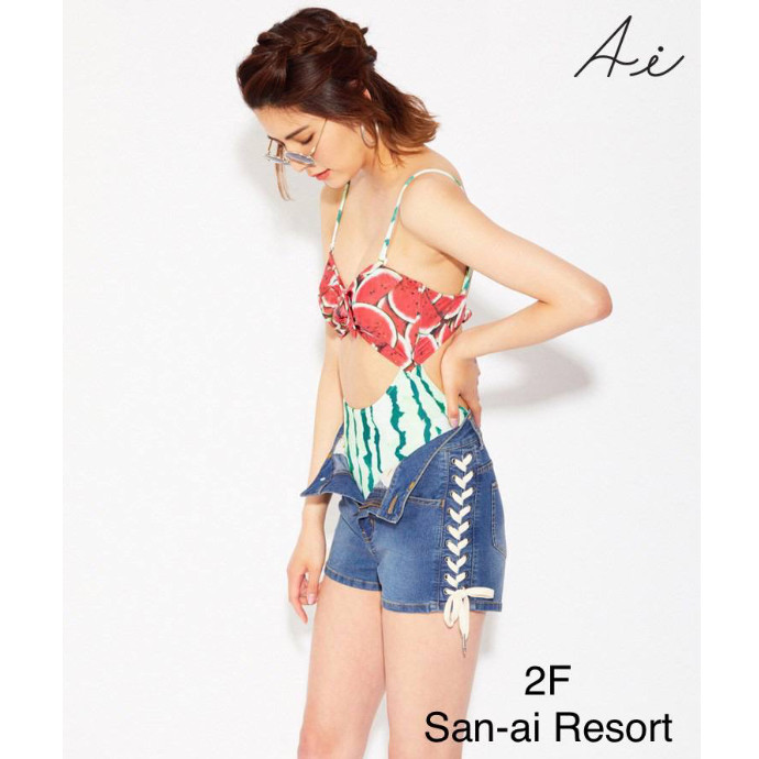 〜京都河原町OPA店2F San-ai Resort〜