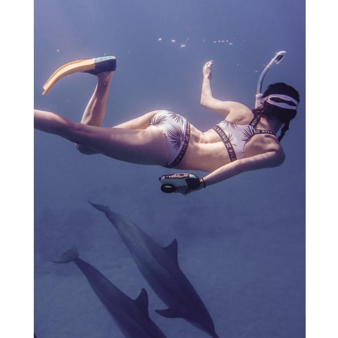 BILLABONG レディース 【SURF CAPSULE】 ハイネックビキニ