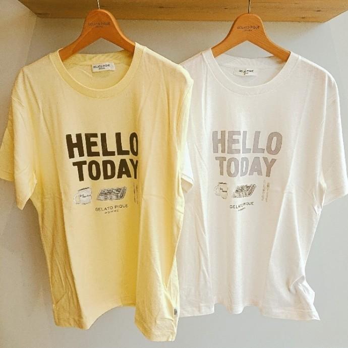 【HOMME】新作Tシャツ届きました!!