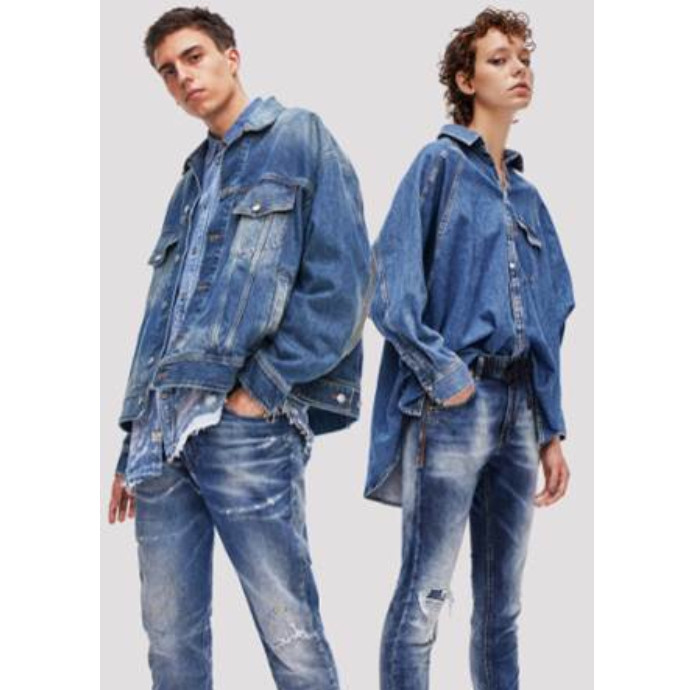 DIESEL FALL WINTER 2019 DENIM CAMPAIGN
