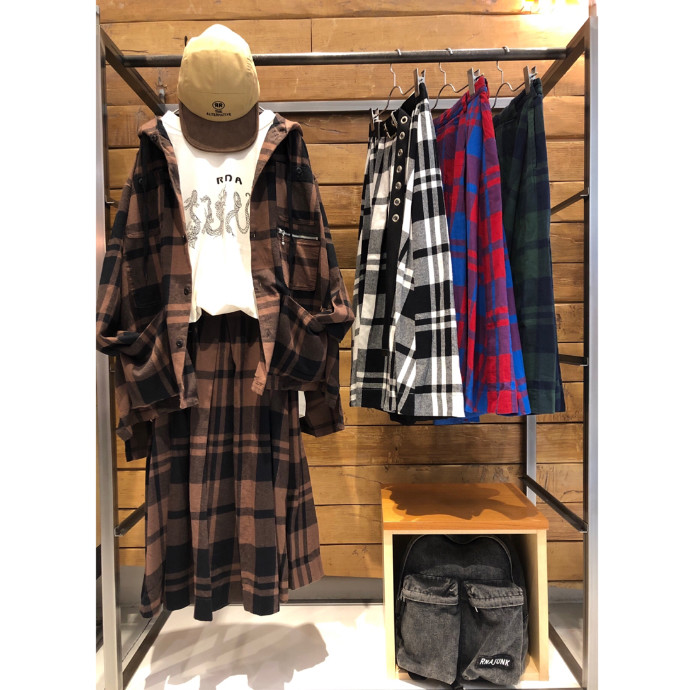 2019 AUTUMN 【NEW ARRIVAL】