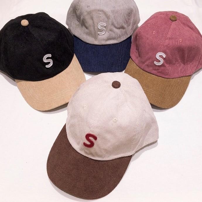 秋の新商品 -帽子-