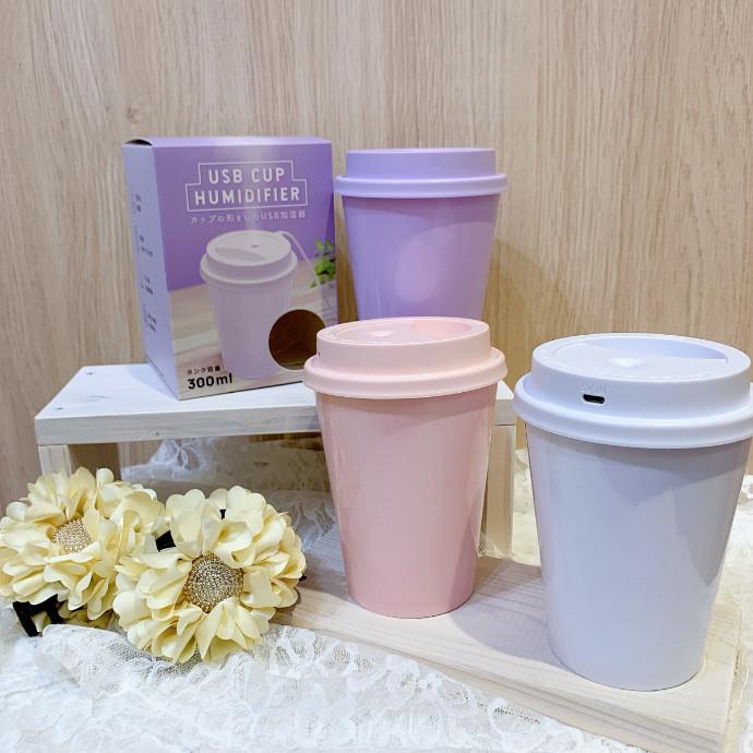 ♡カップ型が可愛い加湿器♡