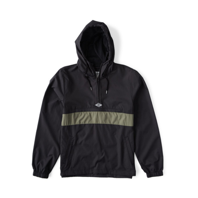 BILLABONG メンズ WIND SWELL ANORAK ジャケット