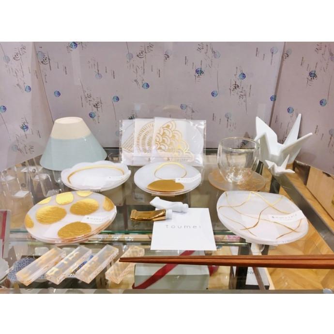 アクリル樹脂製のテーブルウェア【toumei】新商品入荷。