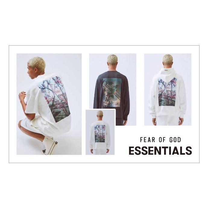 FOG essentials 新作アイテム入荷!!