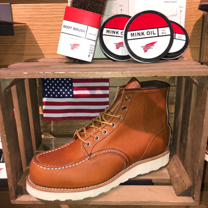 【RED WING】