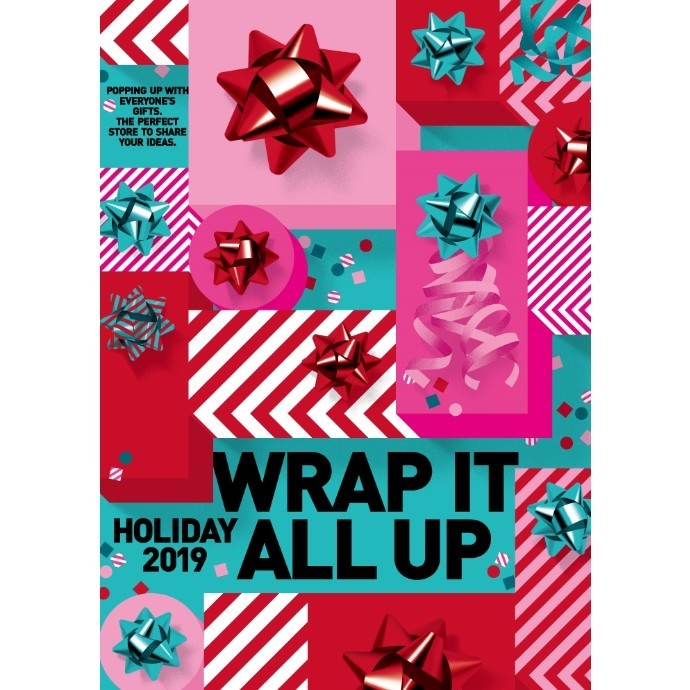 WRAP IT ALL UP  HOLIDAY2019