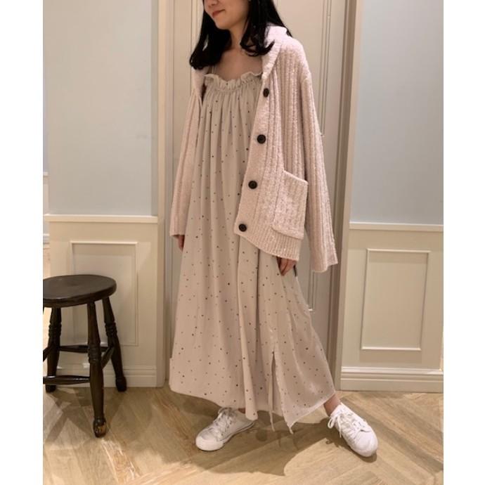 【新作アイテム】スターサテンキャミドレス☆