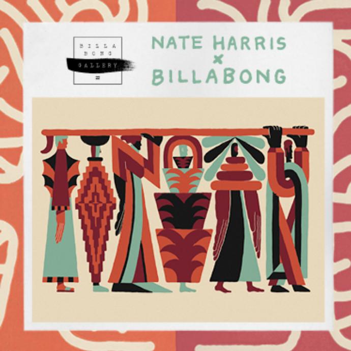 "BILLABONG GALLERY ""NATE HARRIS"""