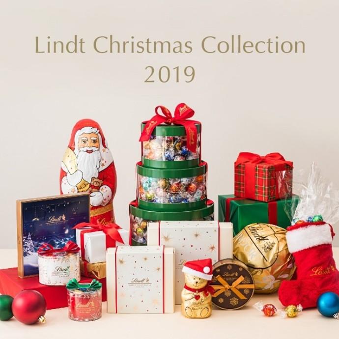 リンツのクリスマスコレクション販売開始