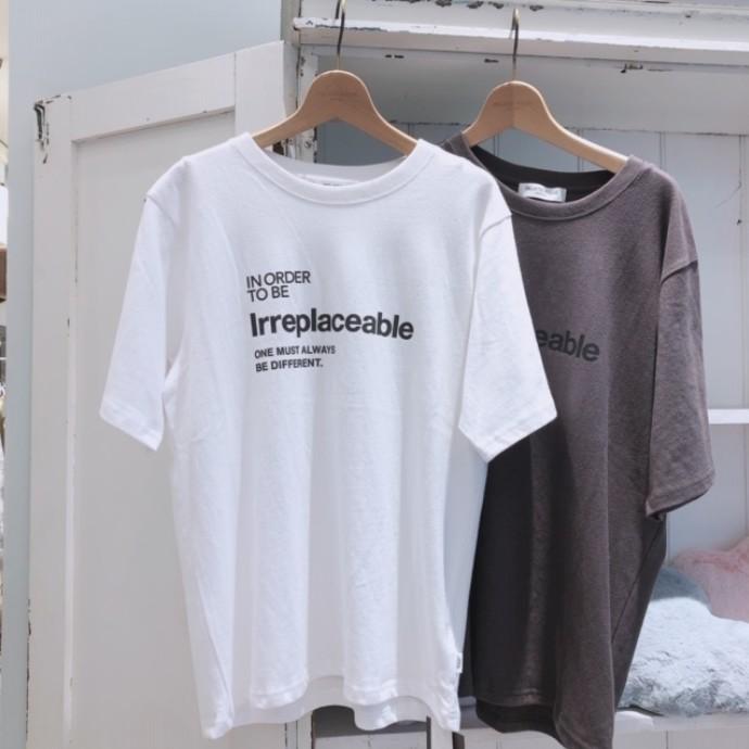 [HOMME]コットンワンポイントTシャツ
