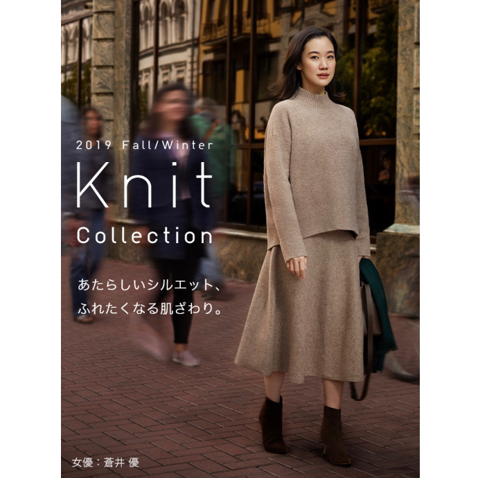《《WOMEN  2019 Fall/Winter Knit Collection》》