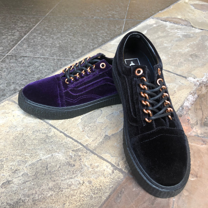 【VANS OLD SKOOL CRP】