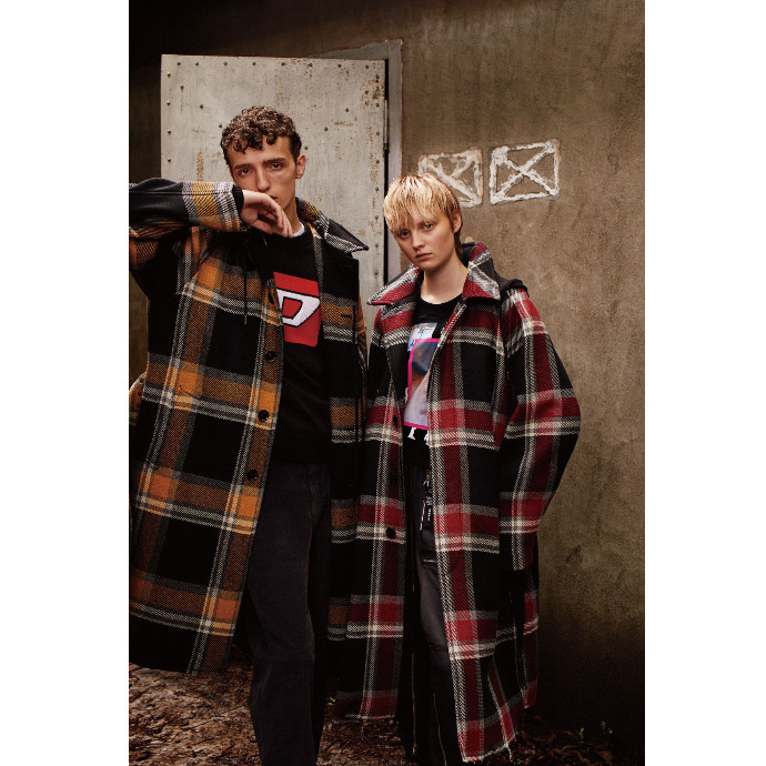 DIESEL WINTER 2019 CAMPAIGN 10.26 (SAT) START