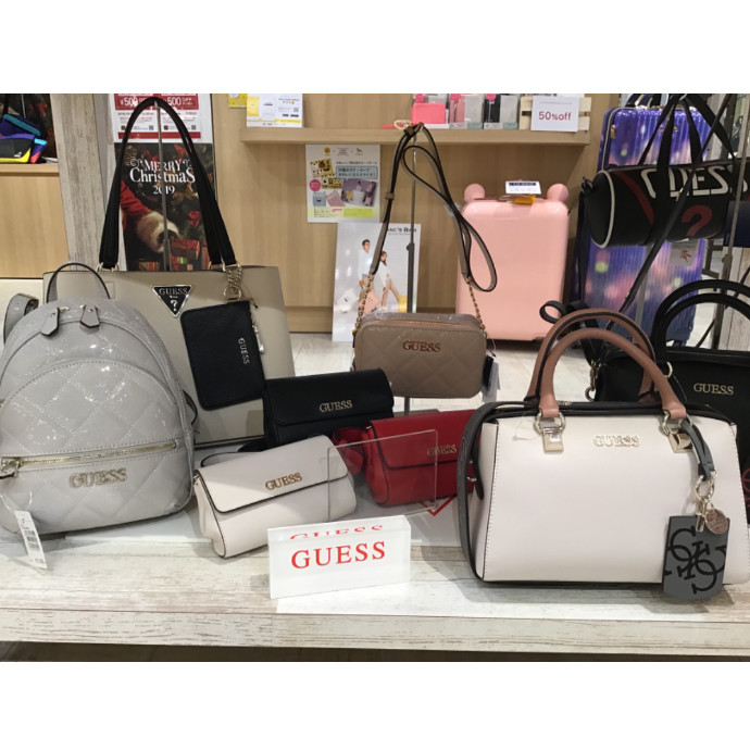 GUESS👜新作情報🎀