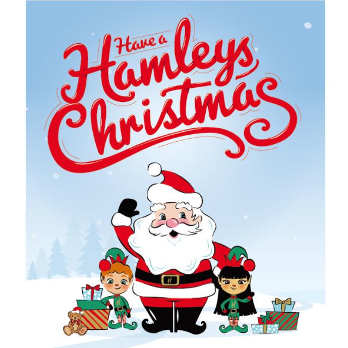 ハムリーズ クリスマス開催!