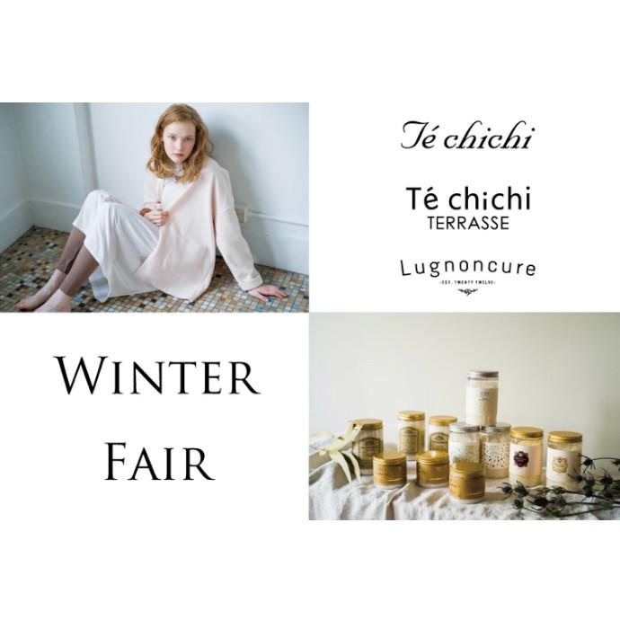 テチチのWinter Fair.*