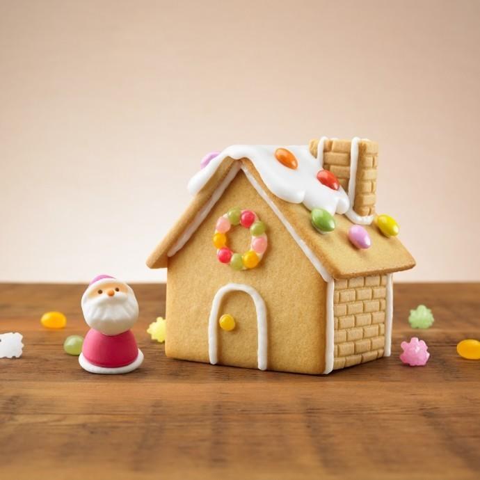 【クリスマス】 自分でつくるヘクセンハウスが入荷しました!