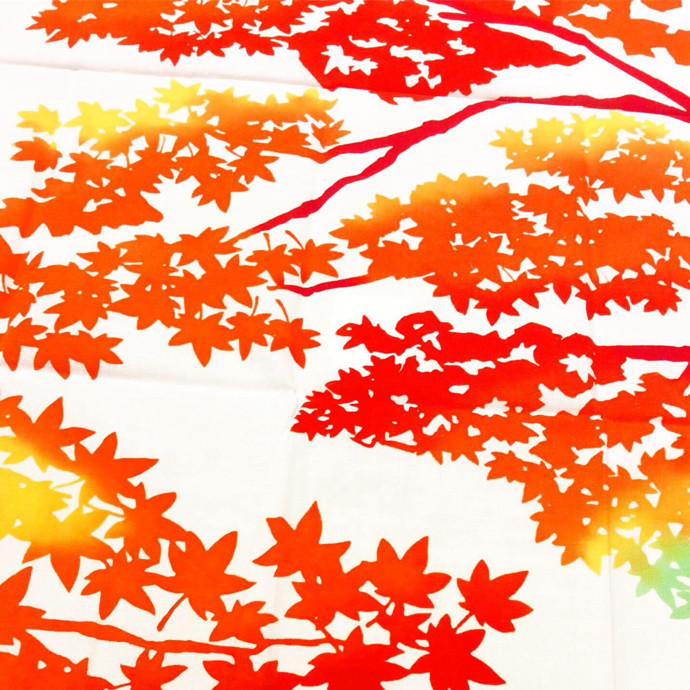 【手拭い】紅葉狩り🍂