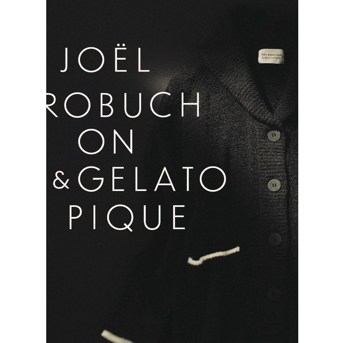 GELATO PIQUE × JOEL ROBUCHON