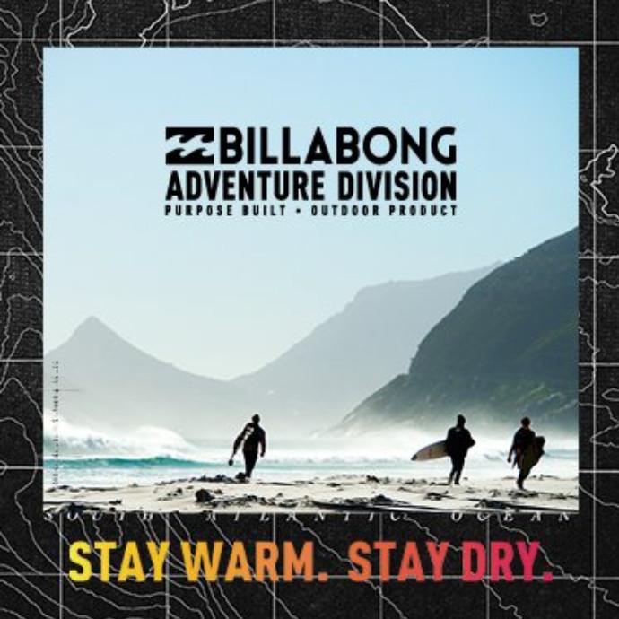 BILLABONG 【ADVENTURE DIVISION】