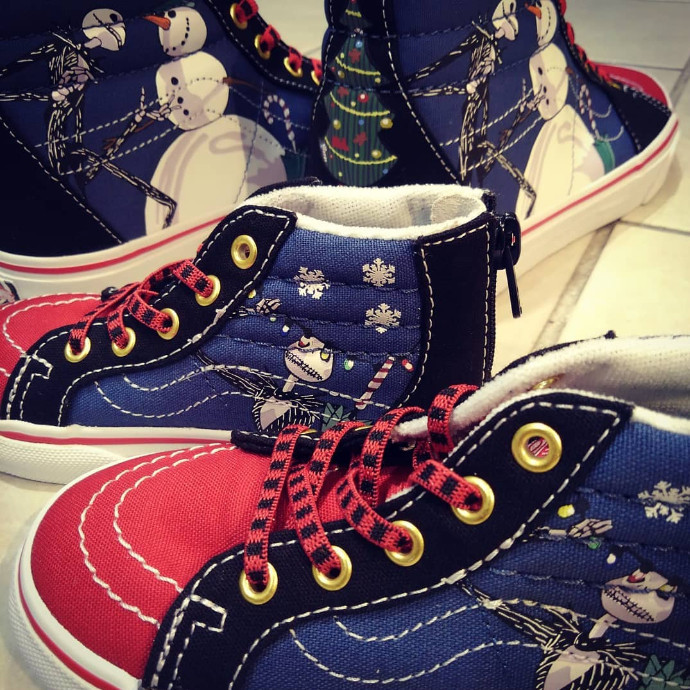 VANS×NIGHTMARE BEFORE