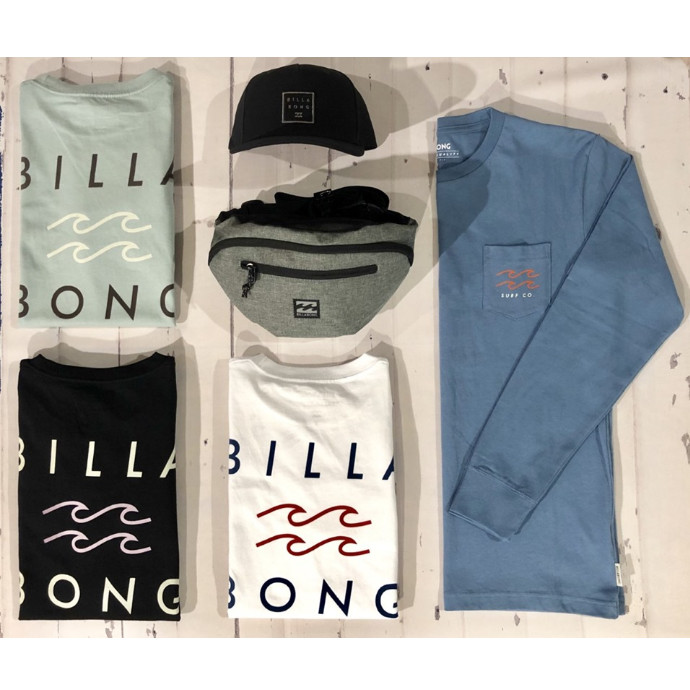 【🎊SALE🎊】 BILLABONG メンズ ONE TIME ロンT