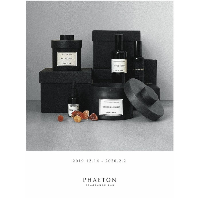 【期間限定SHOP】PHAETON FRAGRANCE BAR POPUP STORE