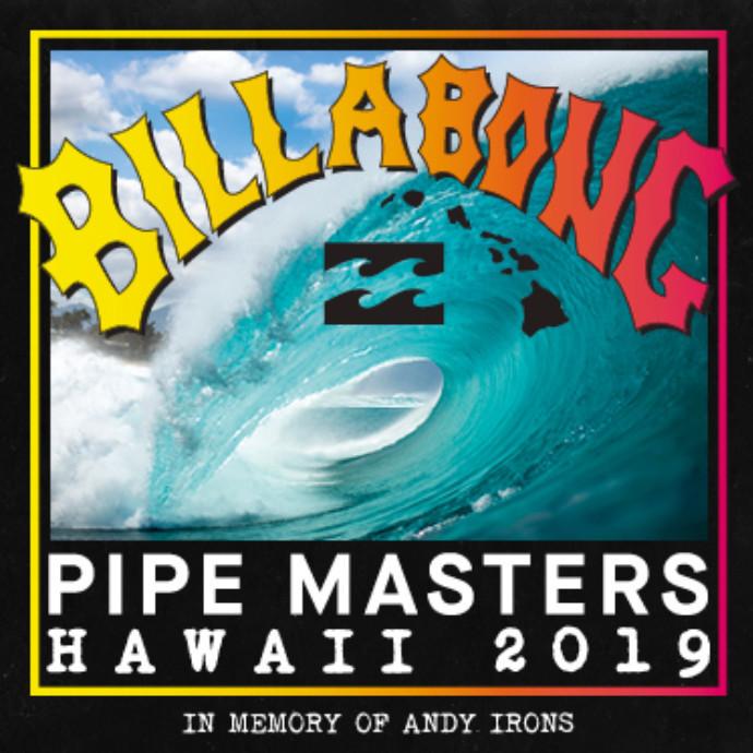 BILLABONG【PIPE MASTERS HAWAII2019】
