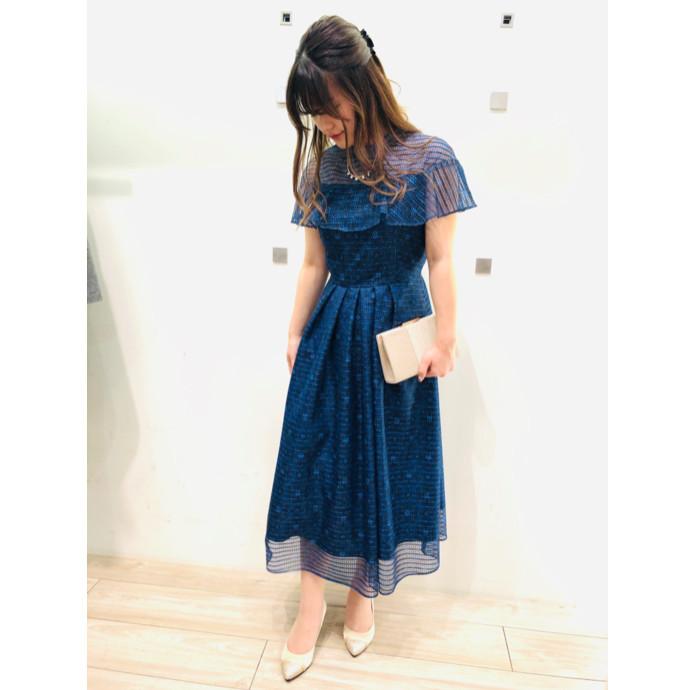 エメ40周年記念ドレス①