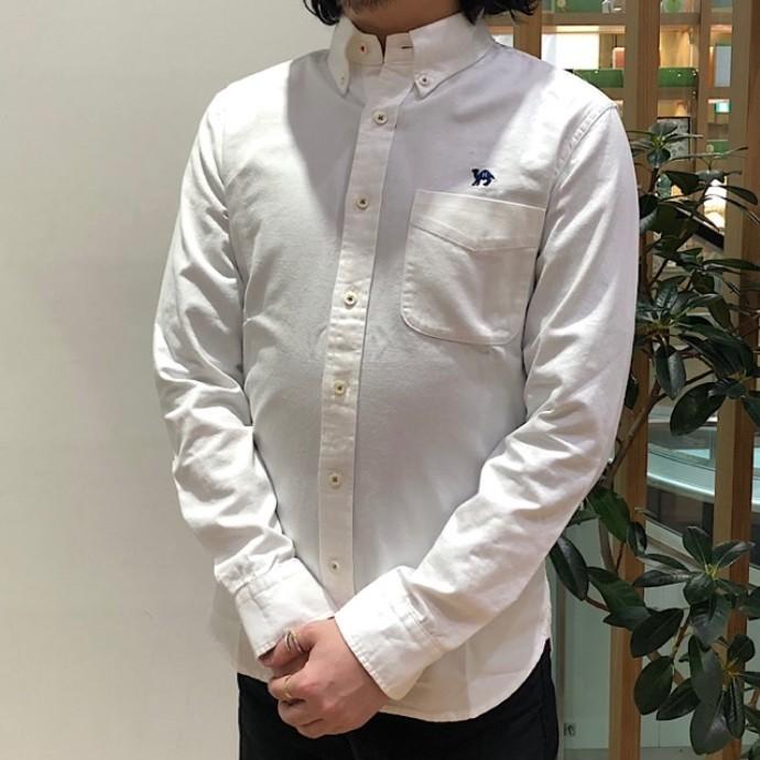 HRM☆ジャーニーOX EMB BDシャツ