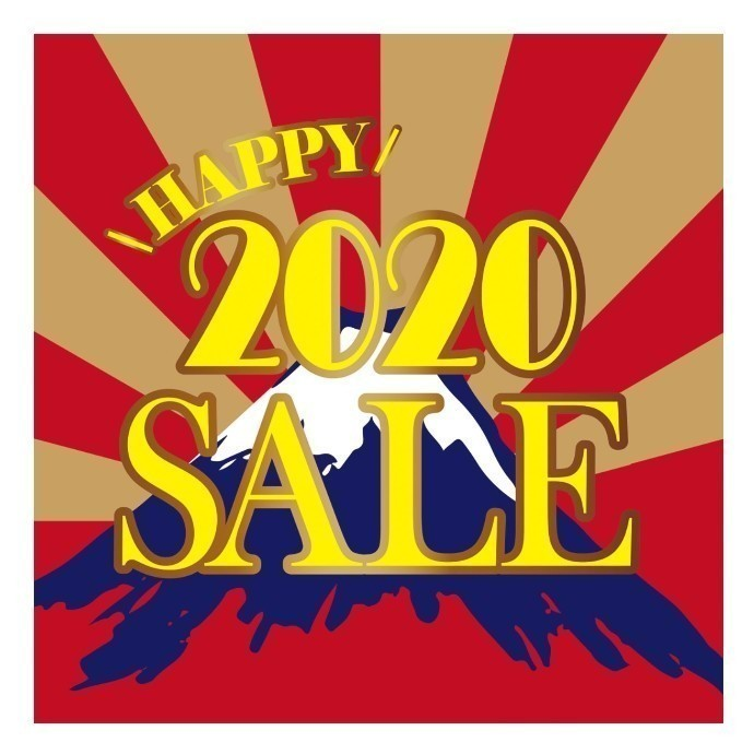 ☆ HAPPY 2020SALE ☆