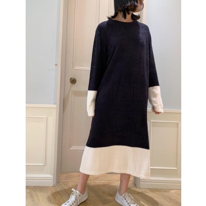 上質な肌触り【Joel Robuchon & gelato pique】ドレス